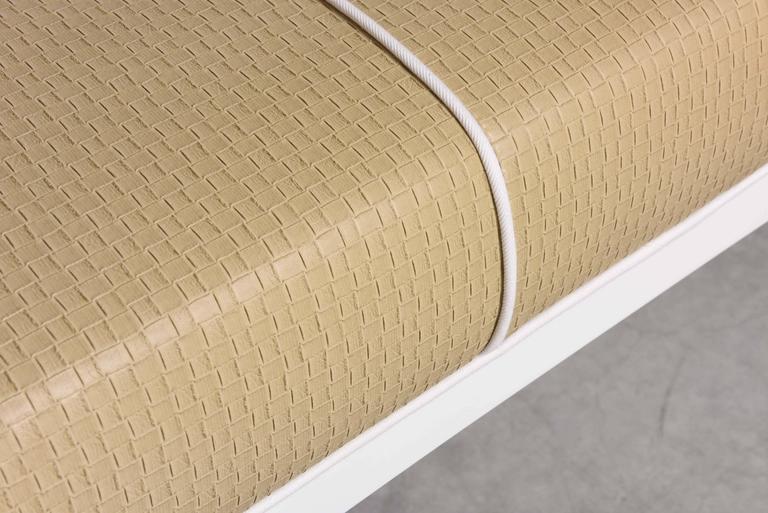 Studio-Built Bedroom Bench In Excellent Condition For Sale In Miami, Miami Design District, FL