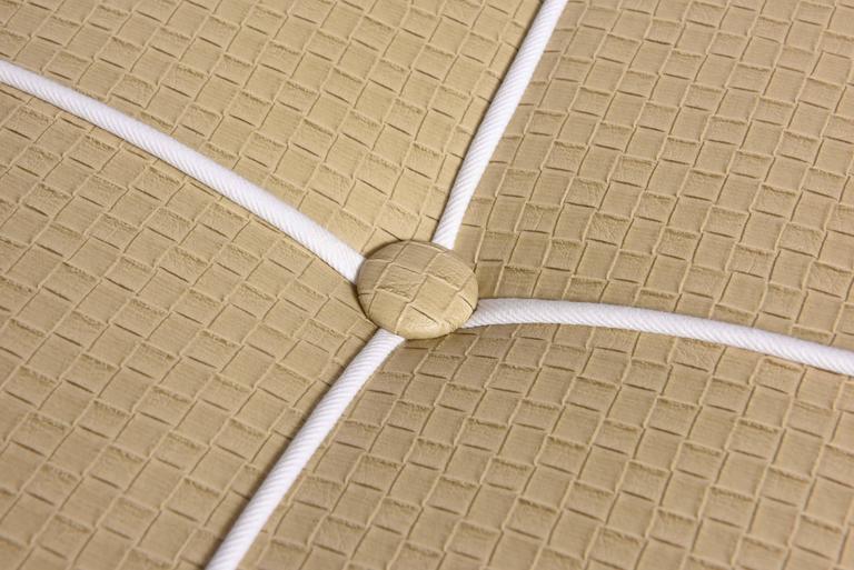 Fabric Studio-Built Bedroom Bench For Sale