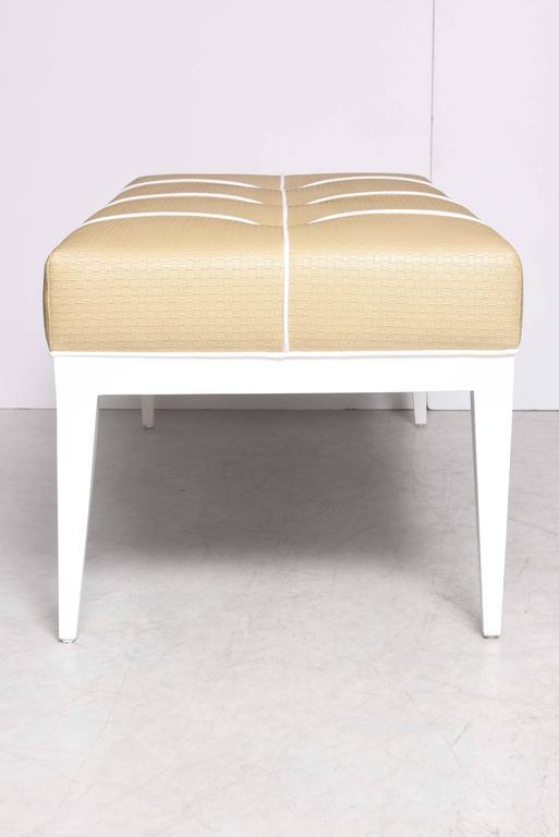 Studio-Built Bedroom Bench For Sale 1