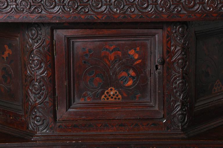 Elizabethan Court Cupboard 2