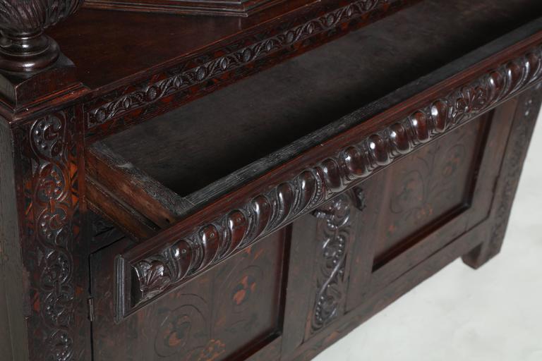 Elizabethan Court Cupboard 4