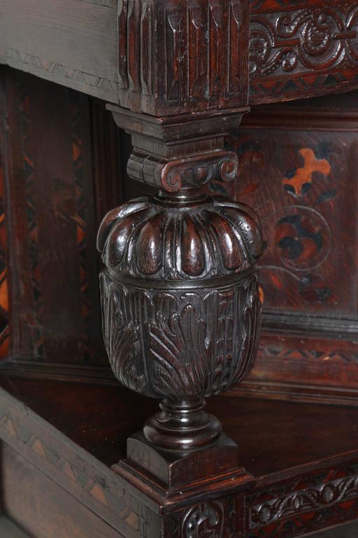 Elizabethan Court Cupboard 5
