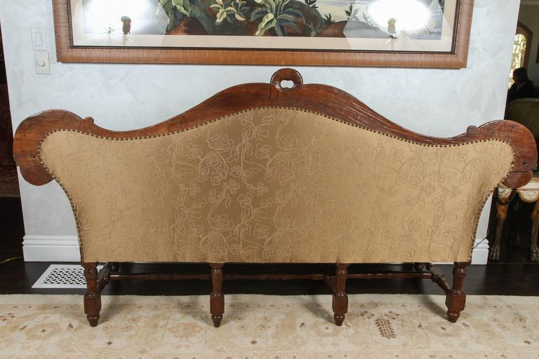 18th century french carved walnut canap sofa for sale at for French canape sofa