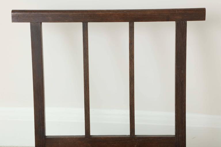 Late 19th Century English Oak Folio Stand 6