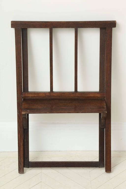 Late 19th Century English Oak Folio Stand 7