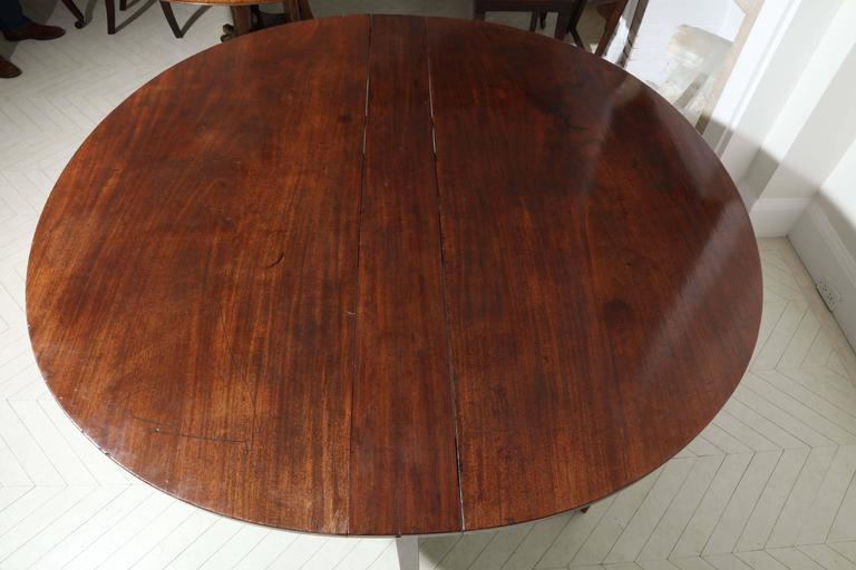George III Mahogany Dining Table 3