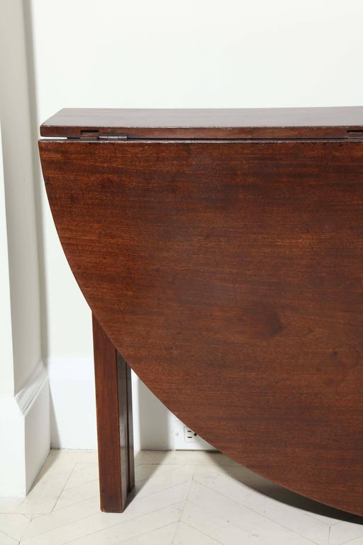 George III Mahogany Dining Table 4