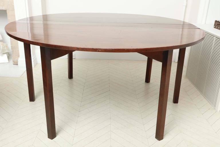 George III Mahogany Dining Table 7
