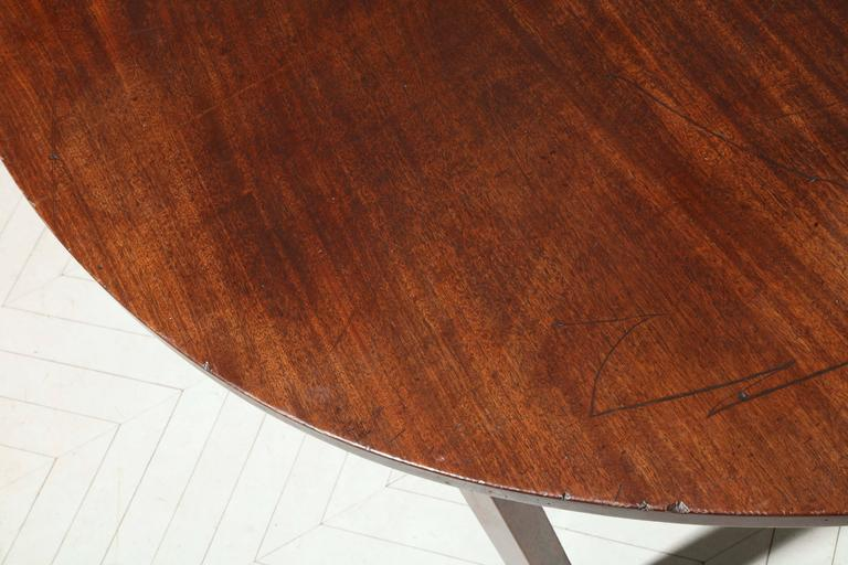George III Mahogany Dining Table 9