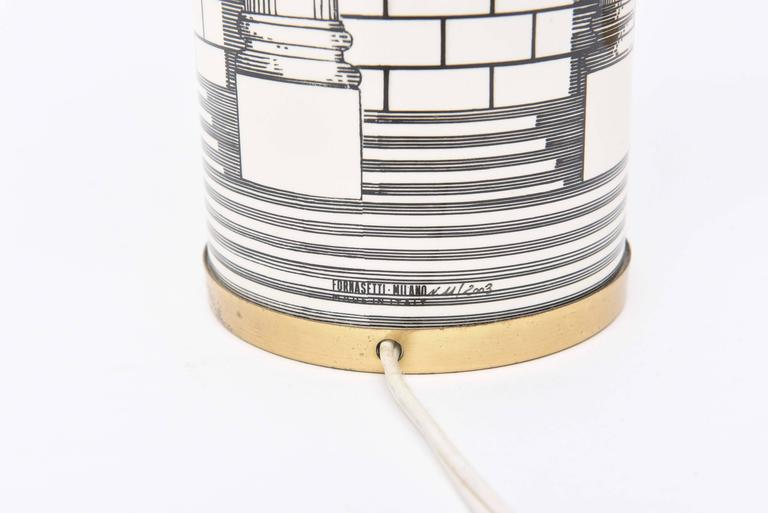 Fornasetti Table Lamps 1