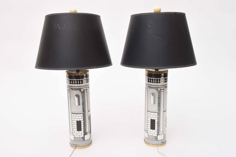 Fornasetti Table Lamps 3