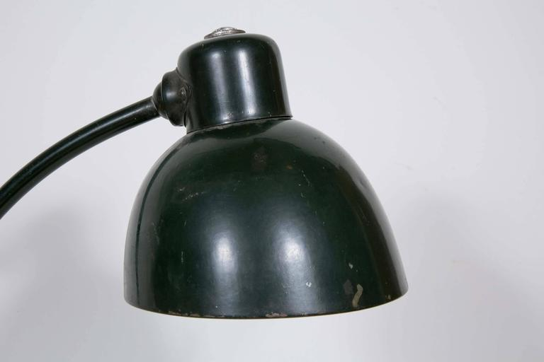 Bauhaus Desk Lamp Designed by Marianne Brandt, 1930s For Sale 1