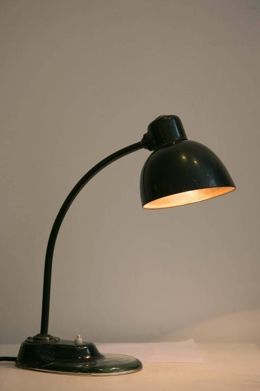 Bauhaus Desk Lamp Designed by Marianne Brandt, 1930s For Sale 4