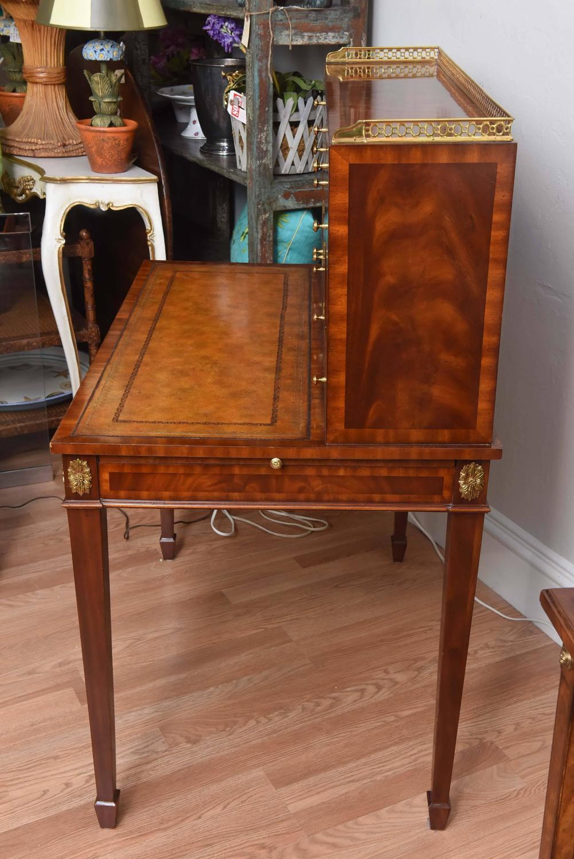 Vintage Maitland Smith Bonheur Du Jour Desk For Sale At 1stdibs