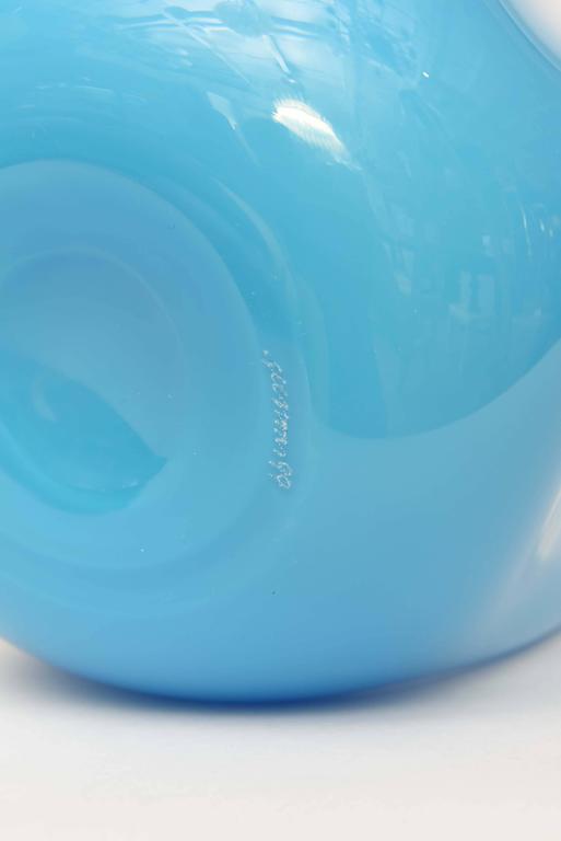 Venini Fazzoletto Bowl For Sale 3