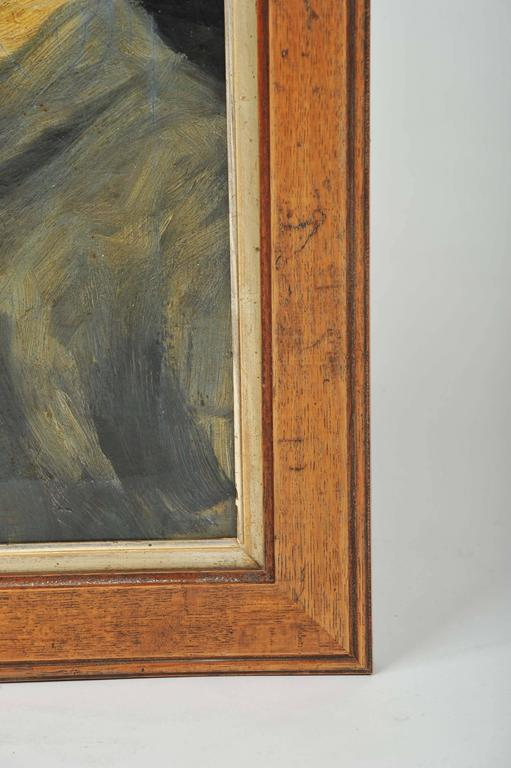 Early 19th Century Self Portrait of a Dutch Artist 2