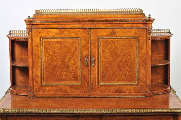 Cast Side Cabinet, 19th Century For Sale