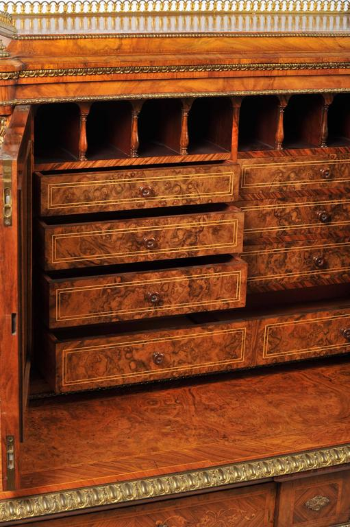 Ormolu Side Cabinet, 19th Century For Sale