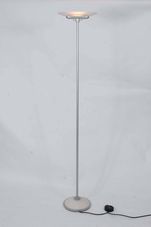 20th Century Jill Floor Lamp by Perry King, Santiago Miranda, Gianluigi Arnaldi for Arteluce For Sale