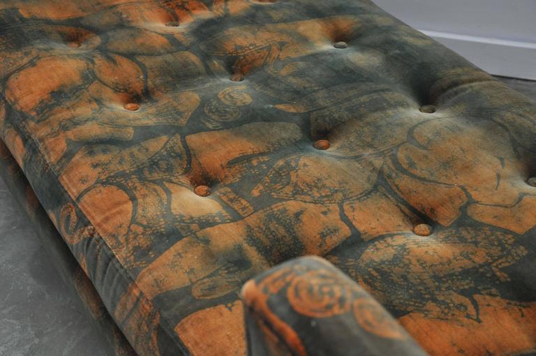 Dunbar Tete-a-tete Sofas by Edward Wormley 5