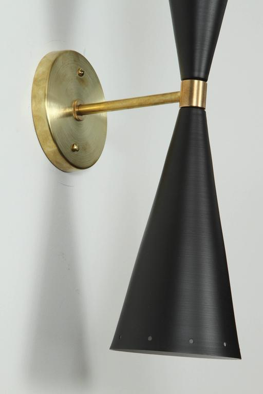 Double Cone Sconce by Lawson-Fenning 5