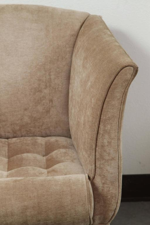 Sophisticated Pair Of Chairs By James Mont At 1stdibs