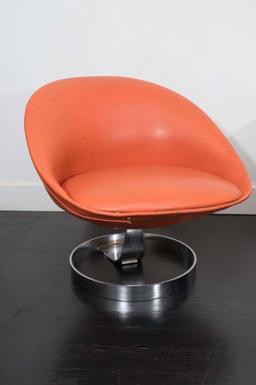 Maurice Calka Lounge Chairs 2