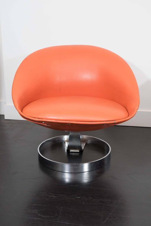 Maurice Calka Lounge Chairs 4