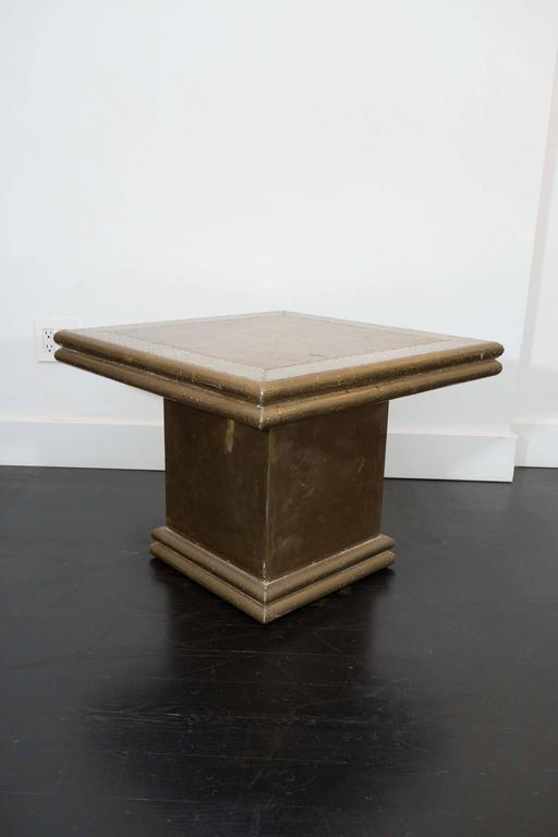 Rodolfo Dubarry Side Table For Sale 2