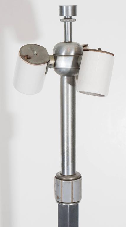 Mid-Century Modern Stewart Ross James Floor Lamp for Hansen For Sale