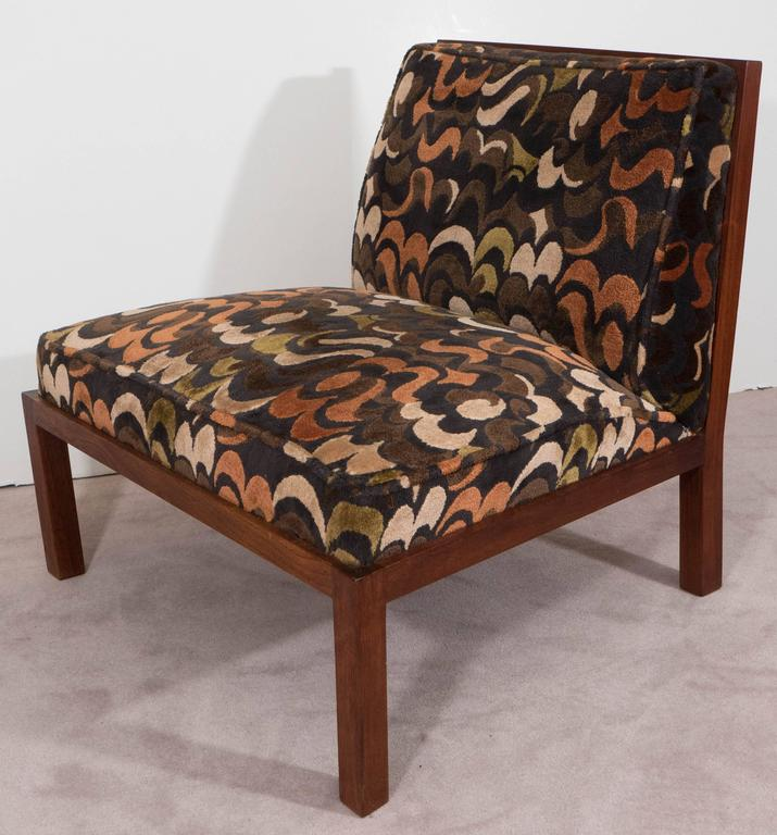 Michael Taylor Slipper Chair For Baker For Sale At 1stdibs