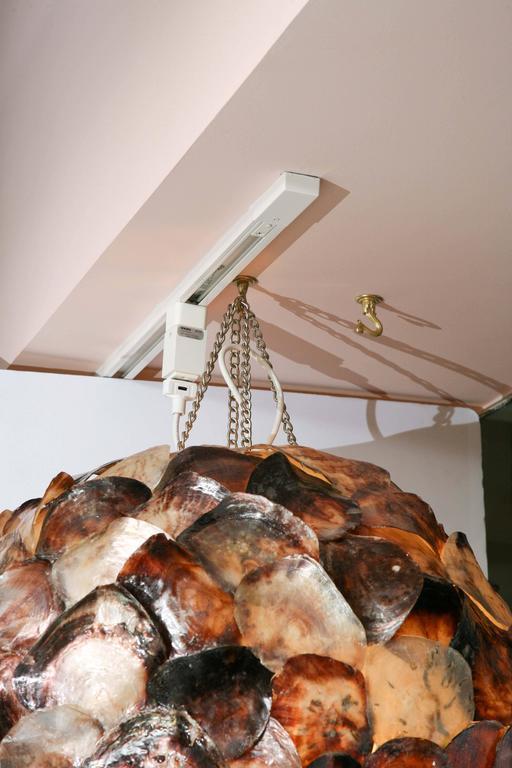 Shell Hanging Lantern 10