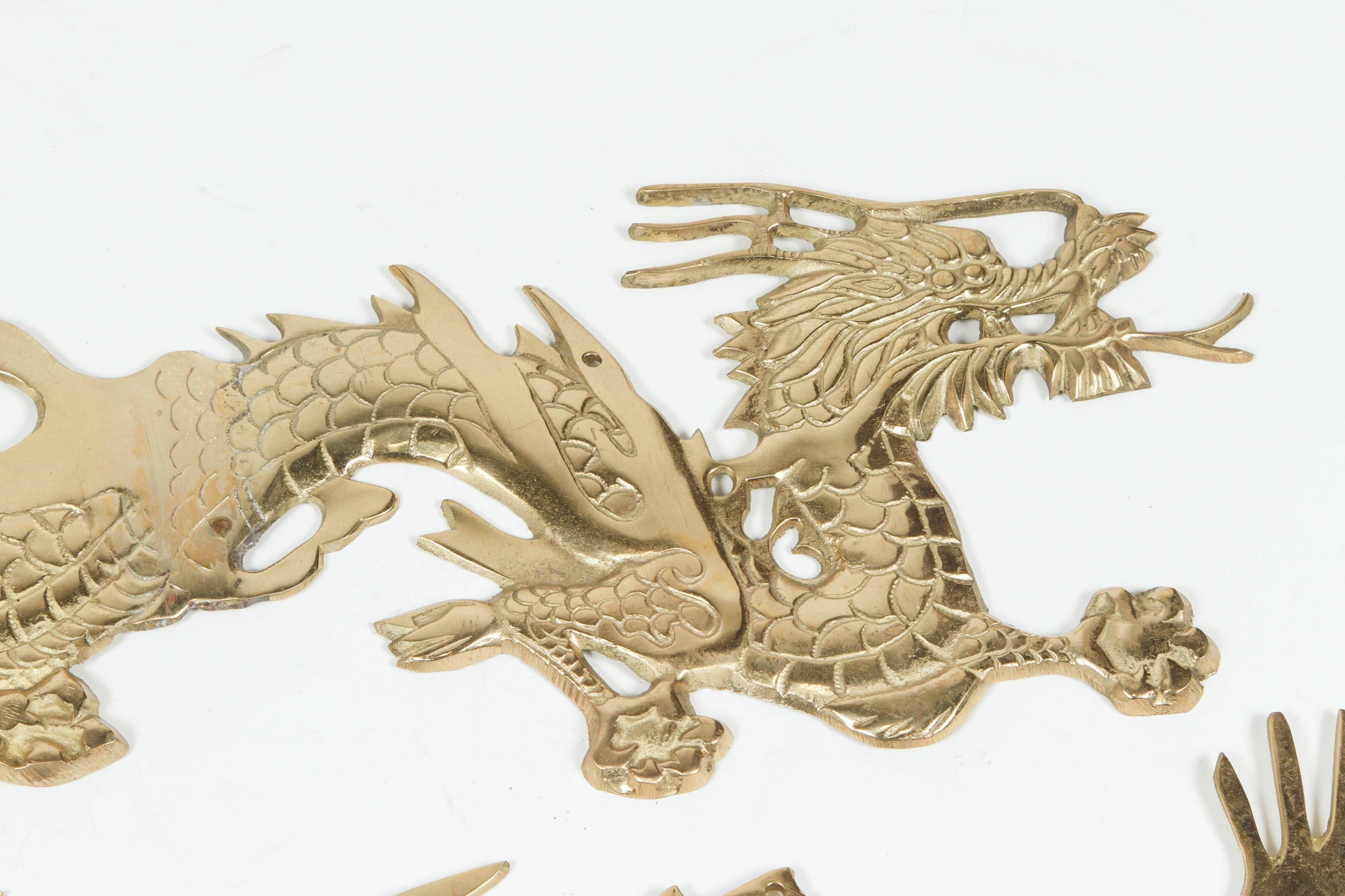 Enchanting Dragon Head Wall Decor Motif - The Wall Art Decorations ...