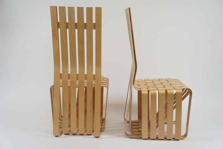 American Pair of Frank Gehry
