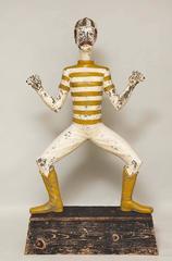 Fairground Whimsical Figure of Strongman John