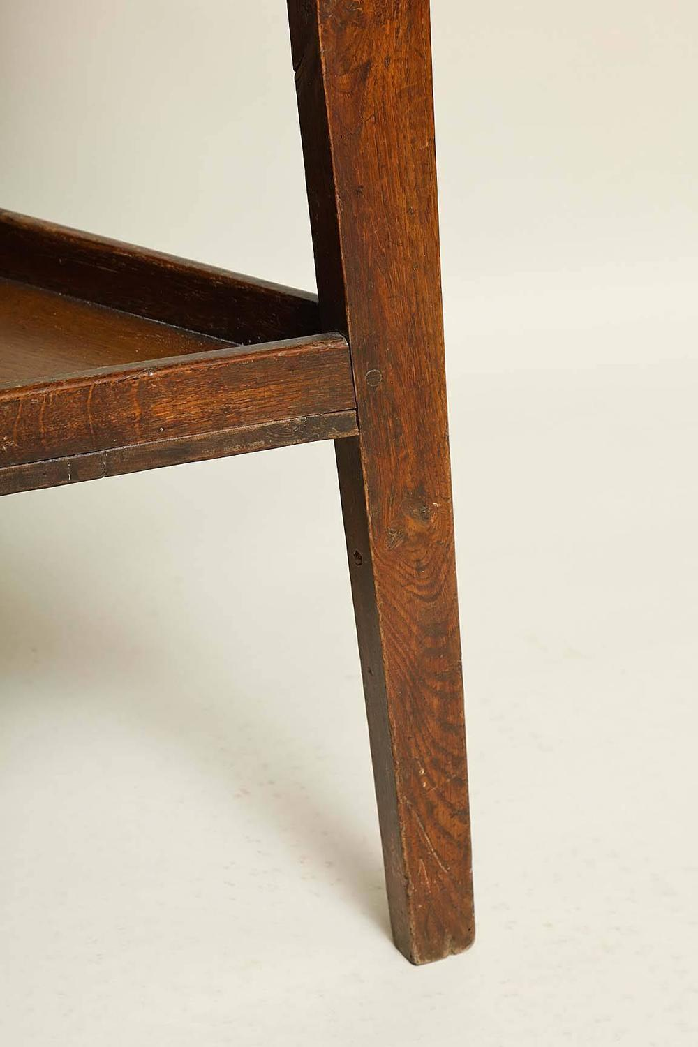 Arts and crafts period cricket table for sale at 1stdibs for The cricket arts and crafts