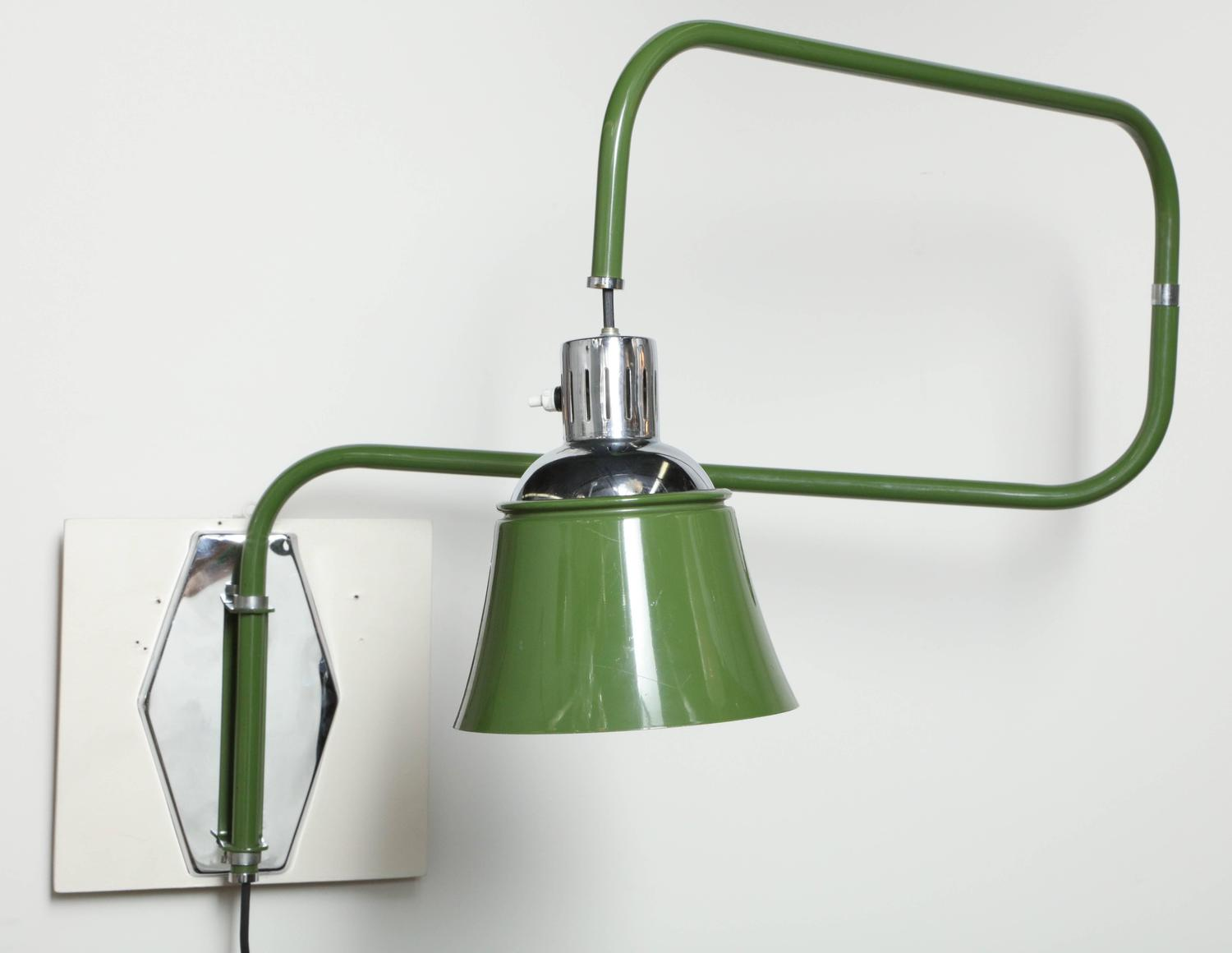Wall Lights Made In Germany : Bormann Wall Light Made by the Bauhaus in Germany For Sale at 1stdibs