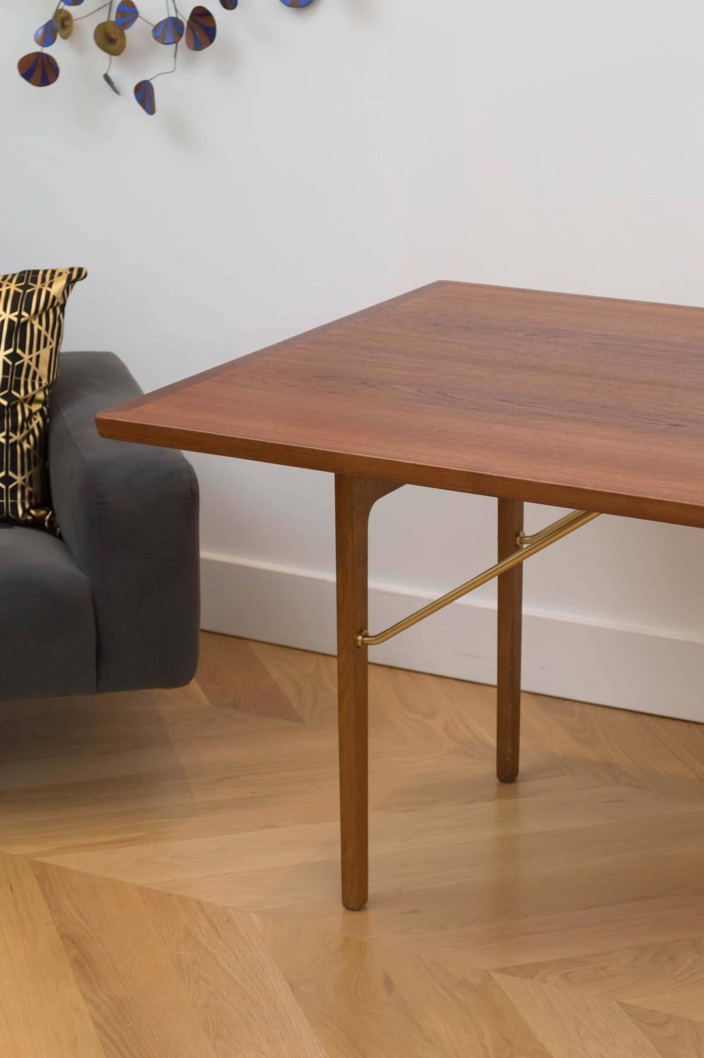 Torben strandgaard work table for sale at 1stdibs for G furniture tuam road galway