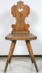 Folk Art Chair