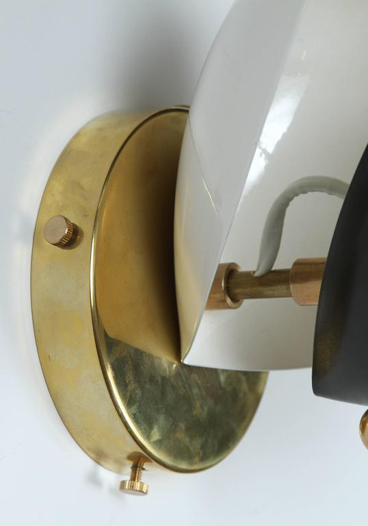 Double shell sconce by Jason Koharik for Collected by.