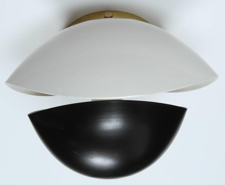 American Double Shell Sconce by Jason Koharik for Collected by