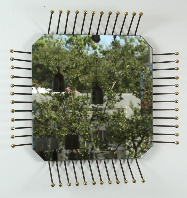 Motherboard Square Mirror by Collection Particuliere 2