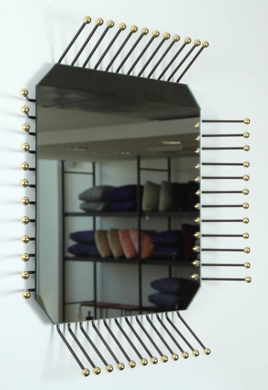 Motherboard Square Mirror by Collection Particuliere 5