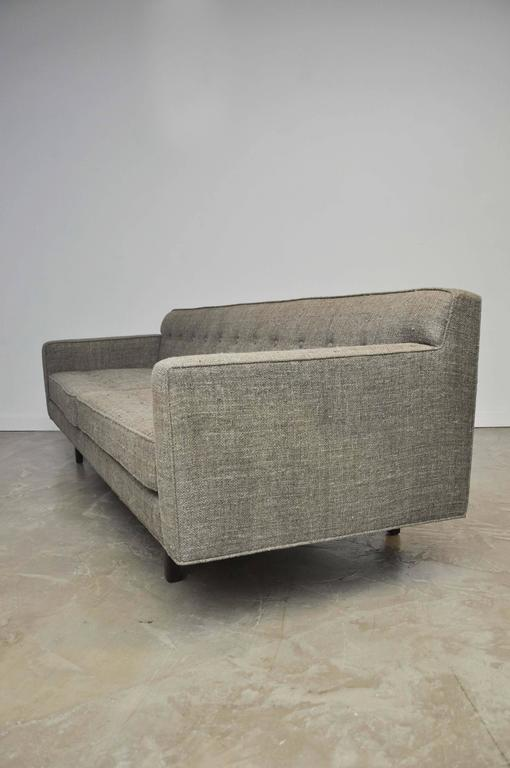 Dunbar Bracket Back Sofa by Edward Wormley 4
