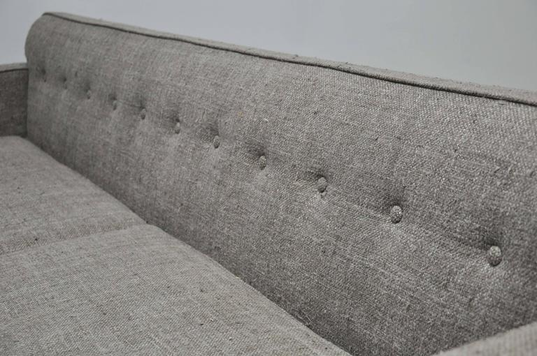 Dunbar Bracket Back Sofa by Edward Wormley 5