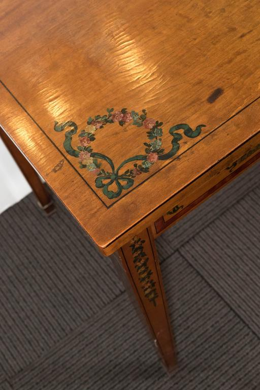 English 19th Century Georgian Style Table and Desk 4