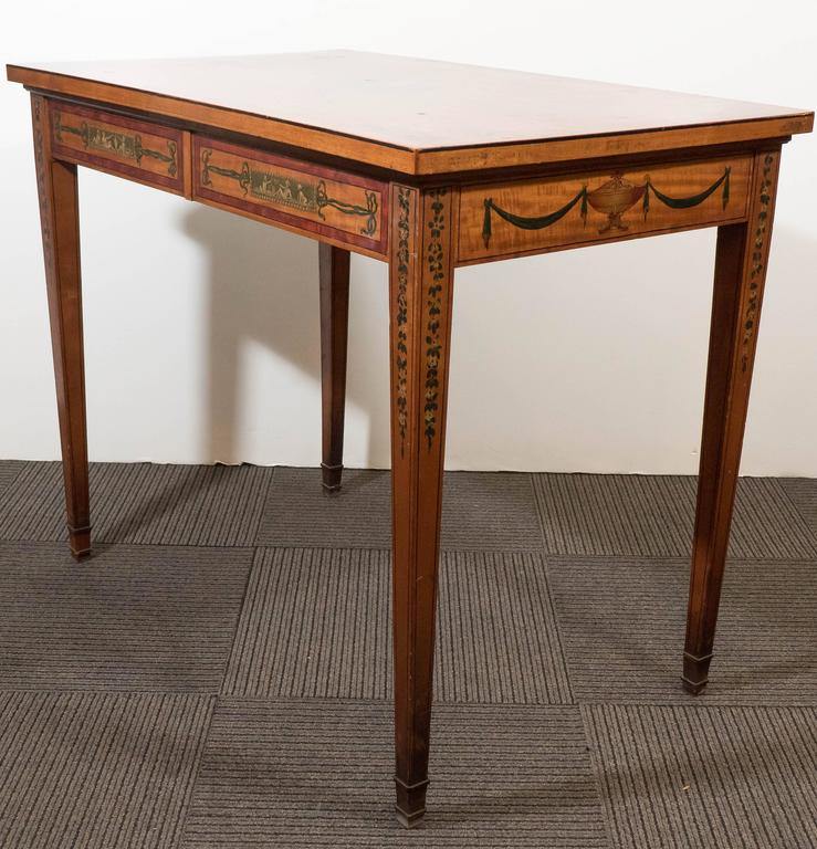 English 19th Century Georgian Style Table and Desk 6