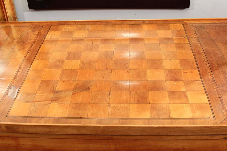 Rectangular Game Table 4