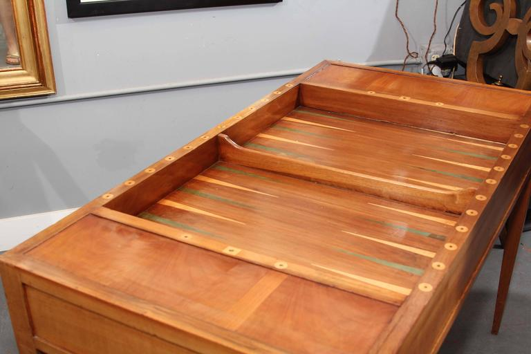 Rectangular Game Table 7