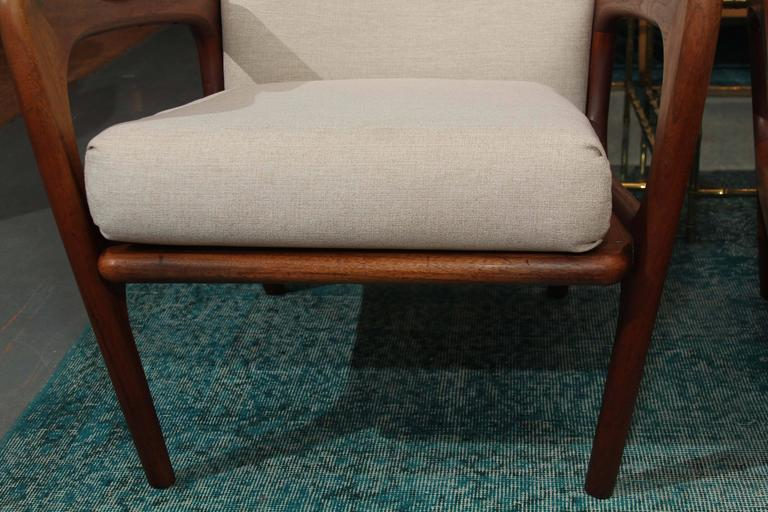 Pair of Adrian Pearsall Chairs 4